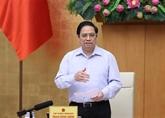 Premier ministre : améliorer les réglementations pour lever des difficultés et favoriser le développement