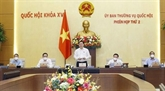 Le Comité permanent de l'Assemblée nationale ouvre sa 2e session à Hanoï