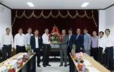 Félicitations du Vietnam à l'occasion du 71e anniversaire de la Journée de la presse lao