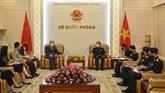 Vietnam - Chine : resserrement des relations de coopération entre les armées
