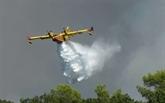 Incendie sur la Côte d'Azur :