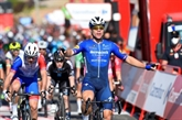 Vuelta : Jakobsen le revenant remporte la 4e étape, Taaramäe garde le rouge