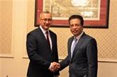 Kaluga (Russie) apprécie les initiatives visant à renforcer la coopération avec le Vietnam