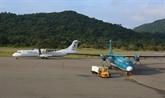 L'aéroport de Côn Dao vise à desservir deux millions de passagers par an