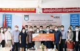 Laos : Star Telecom (Unitel) aide l'École bilingue Nguyên Du à améliorer sa qualité