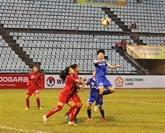Coupe d'Asie féminine 2022 : le Vietnam jouera trois matchs de qualification en septembre