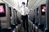 Seuls les pilotes et les agents de bord vaccinés seront autorisés à voler
