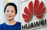 Canada : fin des audiences d'extradition de la responsable de Huawei