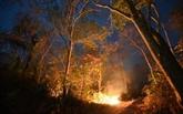 Des incendies continuent de faire rage en Bolivie
