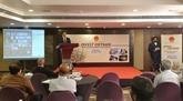 Le Vietnam et l'Inde renforcent leur coopération décentralisée