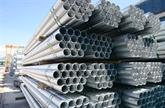 Fin de l'enquête antidumping sur les tuyaux en acier de précision du Vietnam