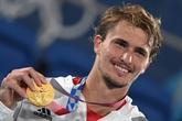 Tennis : Zverev en or plutôt que Djoko