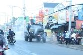 Binh Duong en réponse d'urgence à la pandémie de COVID-19