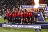 Trophée des champions : Lille détrône à nouveau le Paris SG