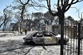 L'incendie dans le Péloponnèse en passe d'être maîtrisé, nouveau feu à Rhodes