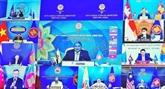 AMM-54 : le Vietnam souligne la solidarité de l'ASEAN dans la lutte contre le COVID-19
