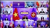 ASEAN : le Vietnam participe à la 23e conférence du Conseil de l'APSC
