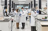 Vingroup reçoit un transfert exclusif de technologie de vaccin à ARNm