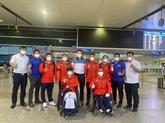 Jeux paralympiques 2020 : les sportifs vietnamiens à Tokyo