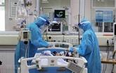 Le Sud recevra 200 respirateurs supplémentaires, la vaccination s'accélère