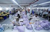 Textile-habillement : il est difficile d'atteindre l'objectif d'exportation annuel
