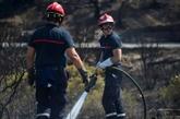 Incendie sur la Côte d'Azur : vigilance avant une reprise attendue du vent