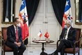 Le Chili apprécie ses liens traditionnels et sa coopération avec le Vietnam