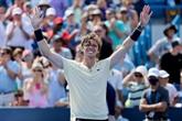 Tennis : Medvedev cale à Cincinnati, la sensation Teichmann en finale