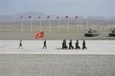 Le Vietnam aux Jeux militaires internationaux 2021 en Chine
