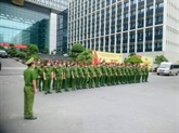COVID-19 : le ministère de la Police envoie des renforts au Sud