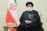 Le président iranien demande au Japon de dégeler les avoirs iraniens