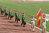 Les Jeux militaires internationaux 2021 commencent en Algérie