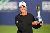 Golf : Anna Nordqvist remporte sur le fil l'Open de Grande-Bretagne