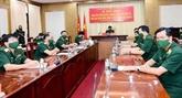 L'armée s'évertue à lutter contre l'épidémie de COVID-19