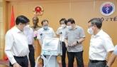 PetroVietnam fait don de 200 ventilateurs pour soutenir la lutte contre le COVID-19