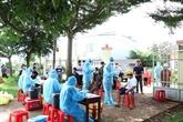 COVID-19 : le Vietnam enregistre 10.280 nouveaux cas en 24 heures