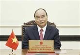 Les présidents discutent du renforcement des relations bilatérales