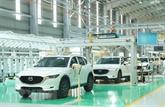 Le marché automobile vietnamien arrive en 4e position en Asie du Sud-Est