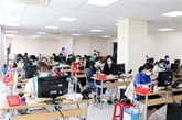 Un centre d'appel pour assistance mis en service à HCM-Ville