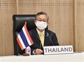 La Thaïlande souligne le rôle de l'AIPA dans l'application des technologies numériques
