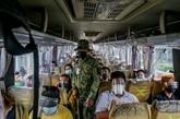 COVID-19 : situation épidémique aux Philippines et en Indonésie