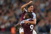 Angleterre : West Ham prend la tête en assommant Leicester