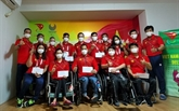 Les paralympiens vietnamiens sont tous prêts
