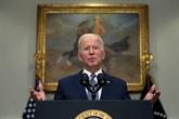 Biden confirme le retrait d'Afghanistan au 31 août