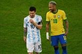 Mondial-2022 : Argentine et Brésil veulent