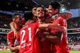C1 : Benfica et le Shakhtar en ballotage favorable avant le barrage retour