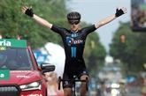 Tour d'Espagne : à Storer la 10e étape, à Eiking le maillot rouge de leader