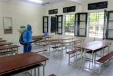 Thai Binh : les écoles prêtes pour la rentrée scolaire