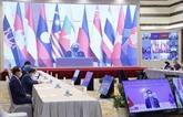 Le président de l'AN, Vuong Dinh Huê, à la cérémonie de clôture de l'AIPA-42
