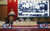 Le talent militaire et l'exemple moral du général Vo Nguyên Giap en débat